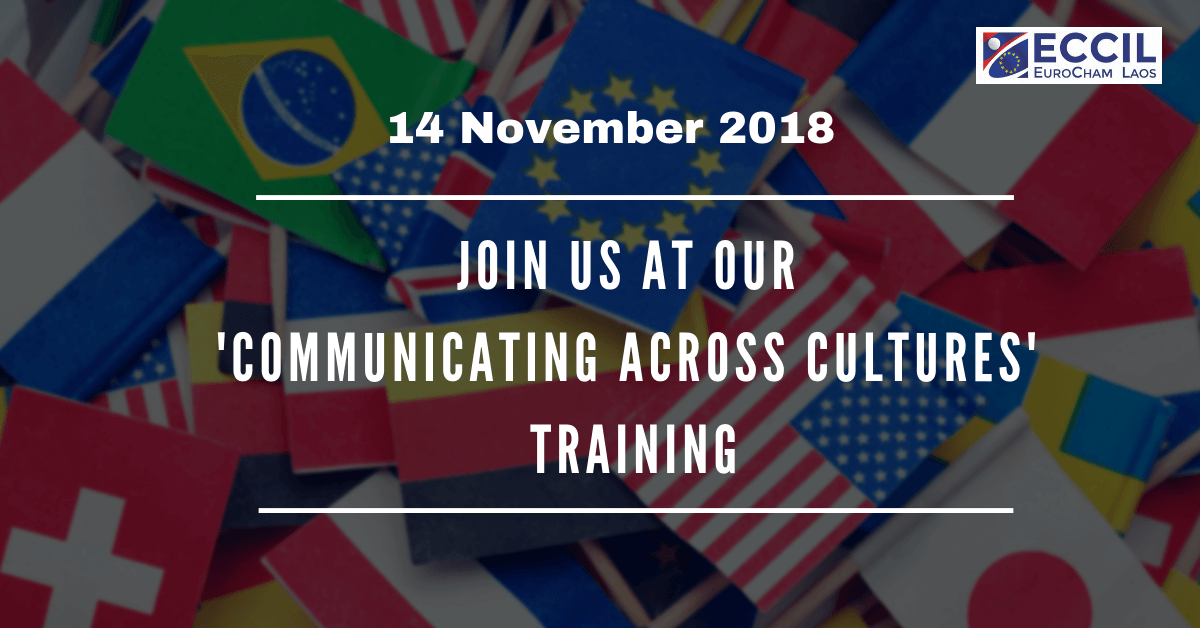 Join our training 'Communicating Across Cultures' and learn