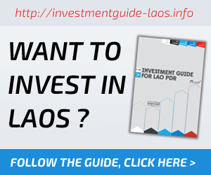 Investment guide in Laos